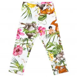 Monnalisa Leggings St. Jungle Book