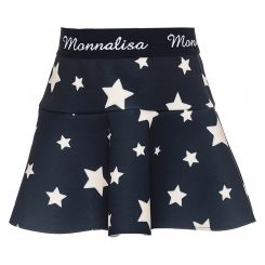 Monnalisa Rock Gonna Stelle Neoprene