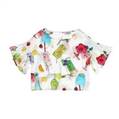 Monnalisa Bluse T-Shirt St. Cocktail