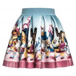 Monnalisa Alice In Wonderland Rock