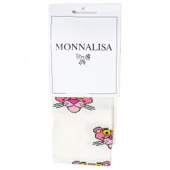 Monnalisa Collant Pink Panther
