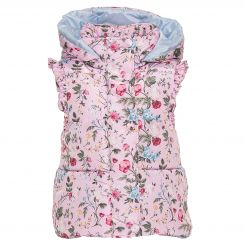 Monnalisa Weste Gilet Imbottito Fiori