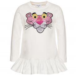 Monnalisa Tunika Lunga Gala Pink Panther