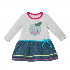 Catimini Kleid Robe A Manches