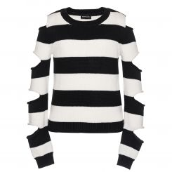 Monnalisa Pullover Pull A Righe