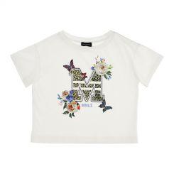 Monnalisa T-Shirt Basic St. M
