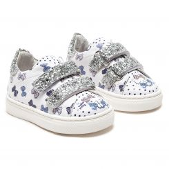 Monnalisa Schuhe Sneakers St. Fiocchi Hello Kitty