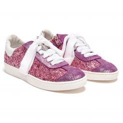 Monnalisa Schuhe Sneakers Glitter