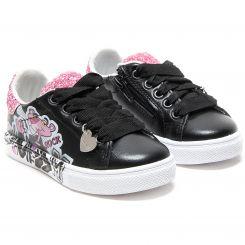 Monnalisa Sneaker Pink Rock