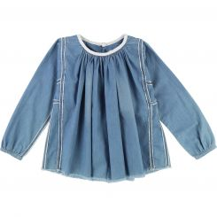 Chloé Bluse Denim
