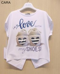 Elsy T-Shirt Cara