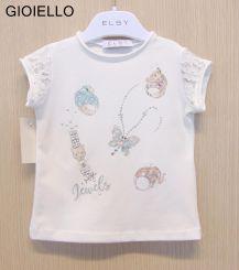 Elsy T-Shirt Gioiello