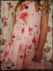 Lapin House Kleid Blumen