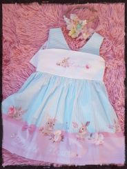 Lapin House Kleid Hase