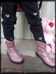 Monnalisa Jeans Pants Ric. Panther