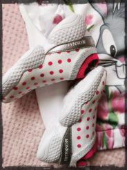 Monnalisa Sneaker Jump Pois