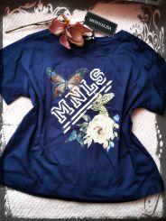 Monnalisa T-Shirt Basic St. MNLS
