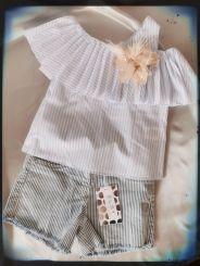 Elsy Shorts Topsy
