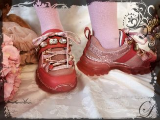Monnalisa Schuhe Sneaker Chunky Chic