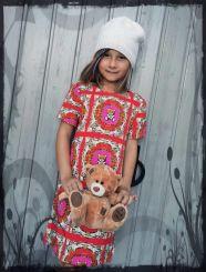 Moschino Kleid Teddys