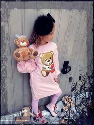 Moschino Kleid Teddy