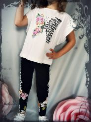 Monnalisa T-Shirt Cropped