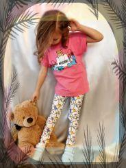 Moschino Leggings Teddy