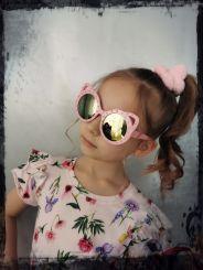 Monnalisa Sonnenbrille occhiali con