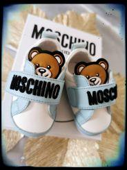Moschino Krabbelschuhe Teddy