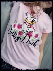 Monnalisa T-Shirt Stampata Daisy