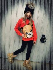 Moschino Pullover Teddy