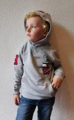 Tommy Hilfiger Pullover Fun Badge Hoddie