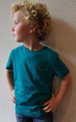 Tommy Hilfiger T-Shirt Essentila Slub Pocket Tee