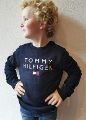 Tommy Hilfiger Pullover Tommy Flag