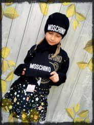 Moschino Rock Teddy