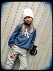 Monnalisa Hose Jogging Felpa