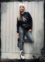 Calvin Klein Pullover Floreal Monogram