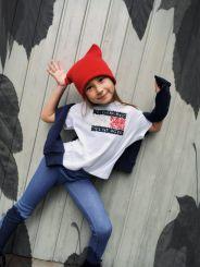 Tommy Hilfiger T-Shirt Flower Flag
