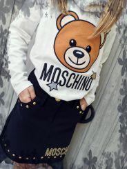 Moschino Langarmshirt Teddy