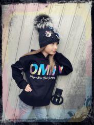 Tommy Hilfiger Pullover Multi Shine Print