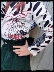 Kenzo Langarmshirt Tiger