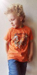 Kenzo T-Shirt Elefant