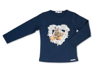 T-Shirt T-Shops Langarmshirt Kaninchen