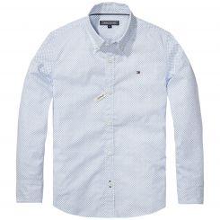 Tommy Hilfiger Hemd Mini Pattern Shirt