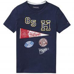 Tommy Hilfiger T-Shirt Multi Artwork CN Tee