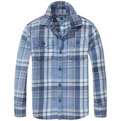 Tommy Hilfiger Hemd Indigo Check Shirt