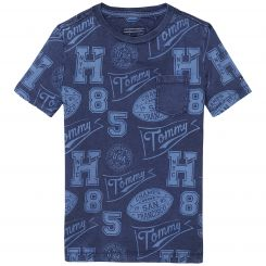 Tommy Hilfiger T-Shirt All-over CN TEE