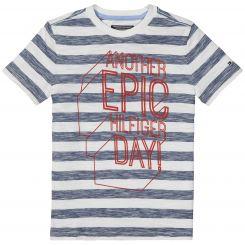Tommy Hilfiger T-Shirt Stripe CN Tee