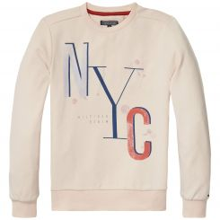 Tommy Hilfiger Sweatshirt Ame Girls Graphic