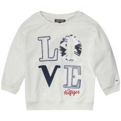 Tommy Hilfiger Sweatshirt Girls Batwing